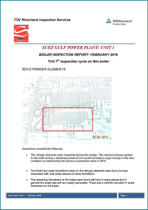 suez mid1 - SUEZ GULF POWER PLANT